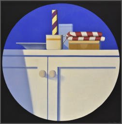 Wim Blom-Closed cupboard 2015.