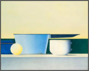 Wim Blom-The broken cup 2012-13 Egg tempera on panel 28 x 35.5