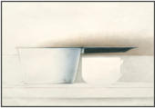Wim Blom-Study for a still life 2012 Graphite and colour pencils on paper 23  x 33,5 cm