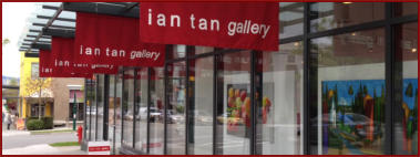 Wim Blom Ian Tan Gallery Vancouver, British Columbia, Canada